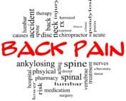 Back pain is multifactorial but be sure you get adequate back pain treatment for back pain relief