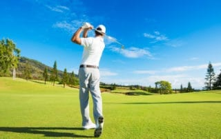 Golfers elbow is one of the most comm sports injuries of all