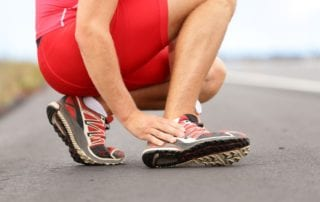A sports injury can be detrimental to your career. See a sports medicine specialist