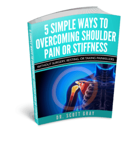 Grab your free report from our shoulder injury specialist and learn how you can heal your rotator cuff injury!