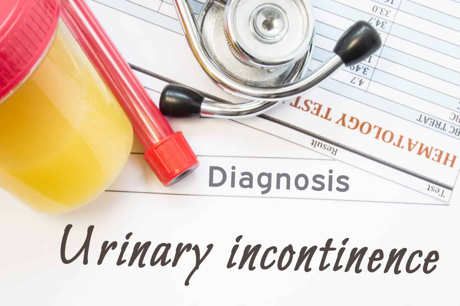 What type of urinary incontinence do you have?
