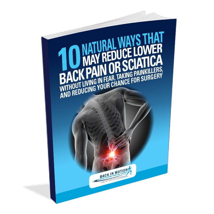 download your lower back pain guide and see how a lower back pain specialist can help you