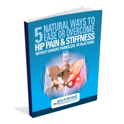 download our free hip pain treatment and hip bursitis guide