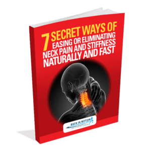 Free Report on Neck Pain Treatments