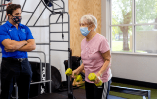 post physical therapy personal training